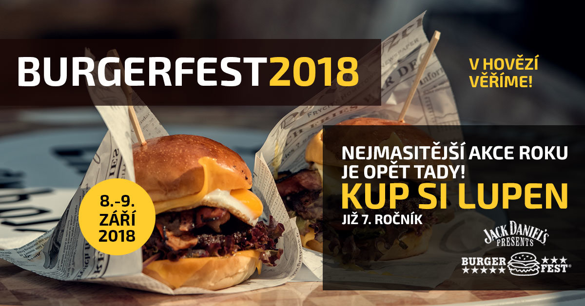 Jack Daniel's Burgerfest 2018